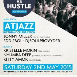 Atjazz's Birthday Celebration, London May 2nd.
