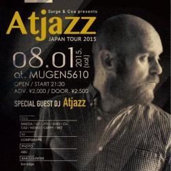 Surge & CoA present ATJAZZ in Hiroshima