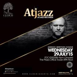 Atjazz hits the sky in Jakarta…