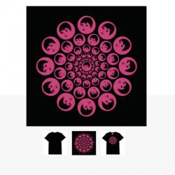 Late Dreamer – Official T-Shirt Design